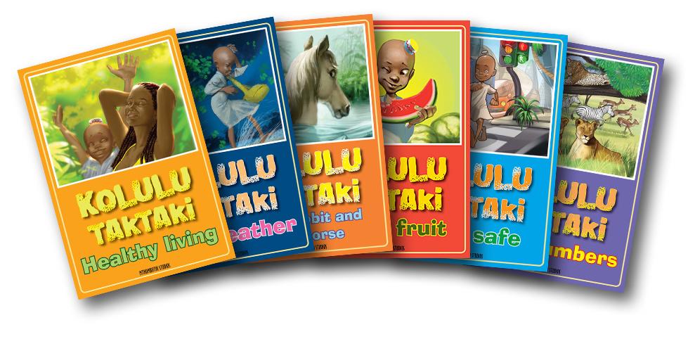Kolulu Taktaki - Early Reader Series